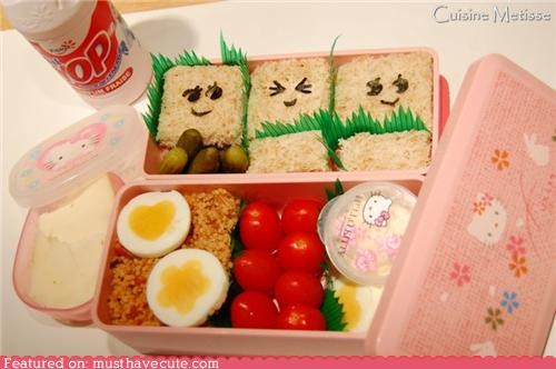 bento box cheese eggs epicute lunch sandwiches veggies yogurt - 4598753536