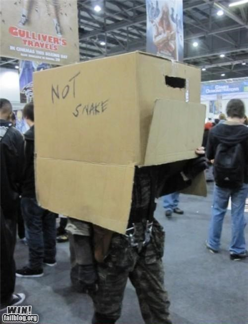 costume metal gear solid nerdgasm solid snake video games - 4598763776