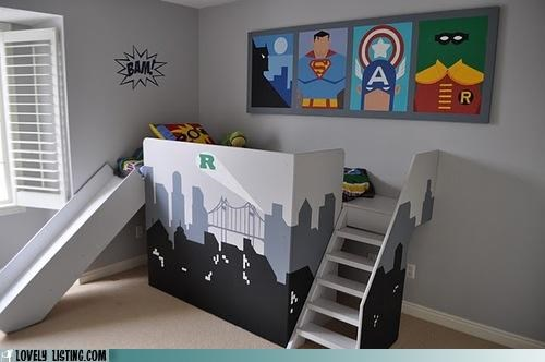 bedroom decor kid - 4598965504