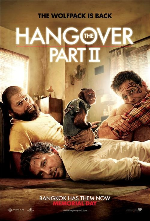 movie poster,The Hangover Part II
