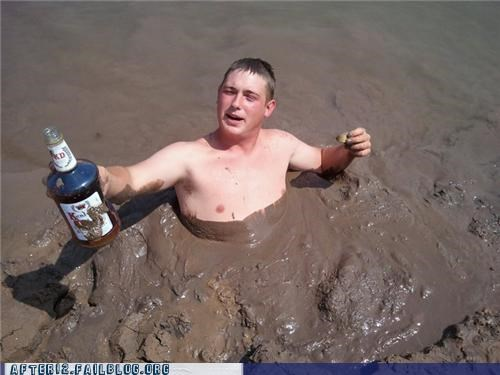 bottle,mud,Rum,sinking