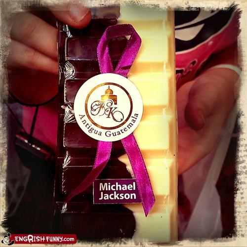 chocolate michael jackson - 4599352832