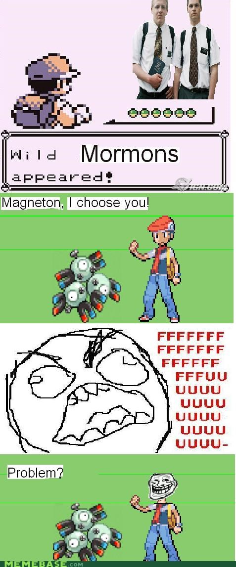 how do they work magneton magnets mormons pokemanz rage