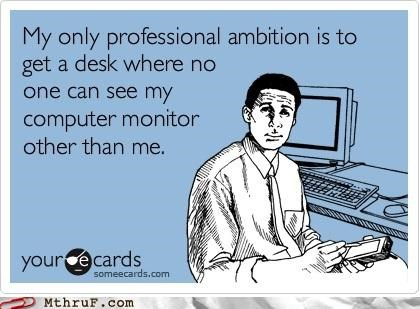 ambition,computer,ecard,goal,monitor,professional