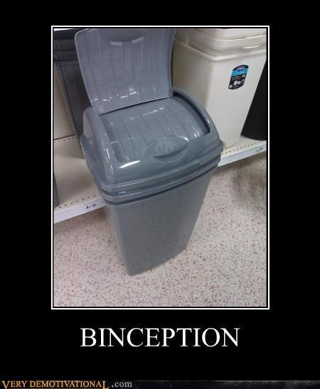 binception garbage bin Inception - 4599579392
