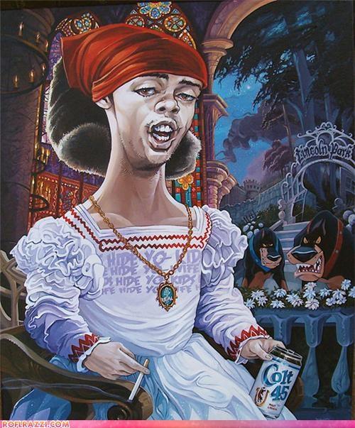 Antoine Dodson art funny - 4599626240