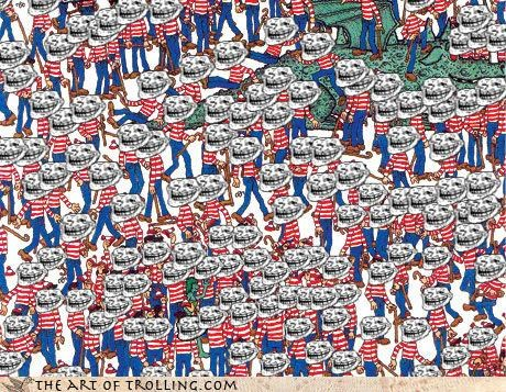 books england sea of trolls the best waldo wheres-wally - 4600152064