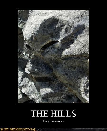 THE HILLS they have eyes