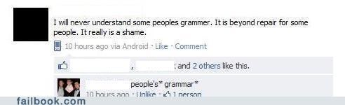 grammar,irony,make your own fail,spelling