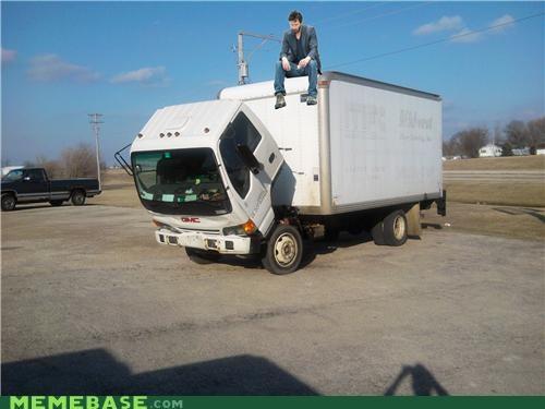 sad keanu,Sad Truck