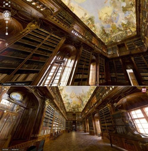 360cities,Digital Photo,Jeffrey Martin,Strahov Monastery