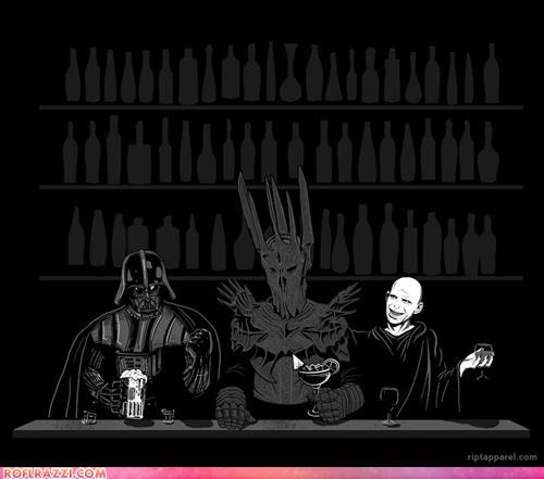 art cool darth vader funny Lord Voldemort sauron - 4602142720