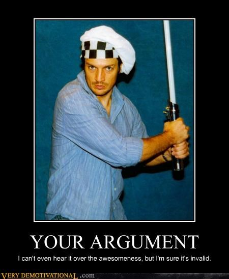 awesome chef hat lightsaber nathan fillion wtf - 4602301440