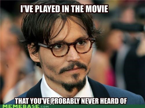 hipsterlulz,Johnny Depp,Movie,underground