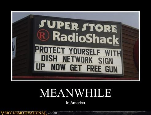 america gun Meanwhile satellite TV - 4602607872