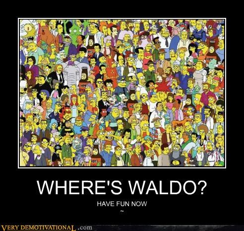 found him next to selma upper middle wheres waldo - 4602733824