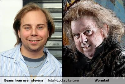 beans even stevens wormtail