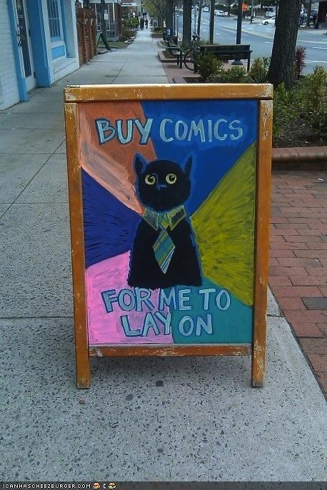 Business Cat comics IRL memecats Memes signs - 4603240192