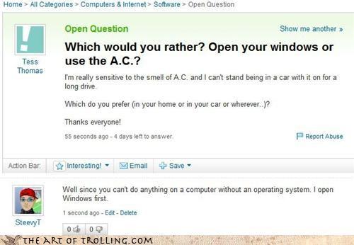 a-c computers mac windows Yahoo Answer Fails - 4603800064