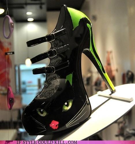 Cats crazy shoes heels - 4604124160