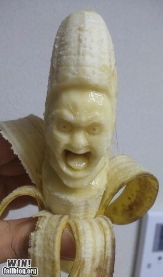 banana food weird - 4604228608