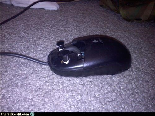 computer repair mouse pencil quick fix - 4604726016