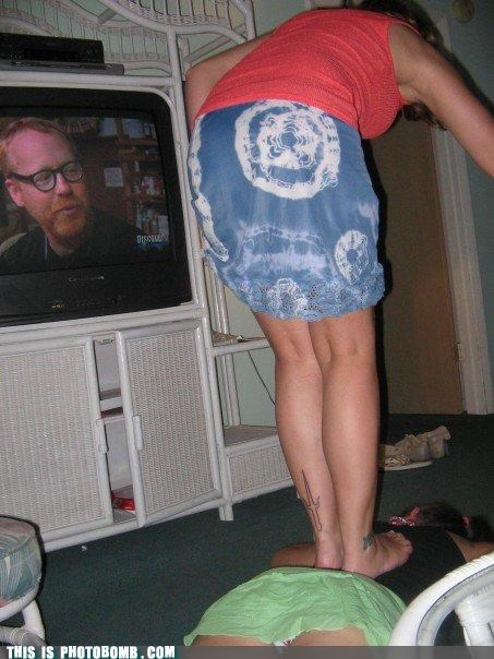 adam savage,mythbusters,sunday bunday,TV,what an ass