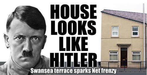 Charli Dickenson Hitler House RIP Society Stop The Presses - 4605067008