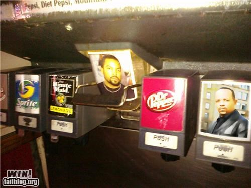 celeb ice cube ice tea