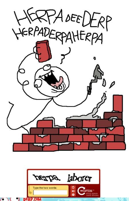 bricks building drawins wall - 4605248000