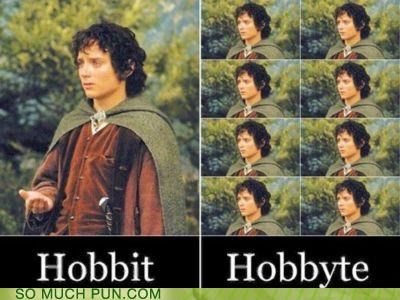 bit byte computer science data frodo Hall of Fame hobbit literalism Lord of the Rings technology unit