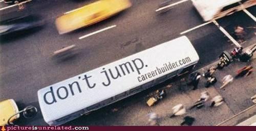 advertisement good idea jump - 4605558528