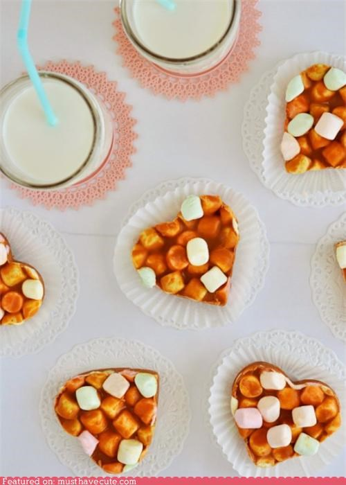 butterscotch dessert epicute marshmallows peanut butter snacks sweet