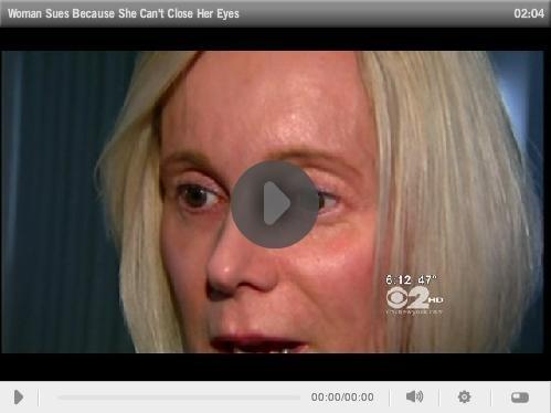 Beauty Is In The Eyelid,Marilyn Leisz