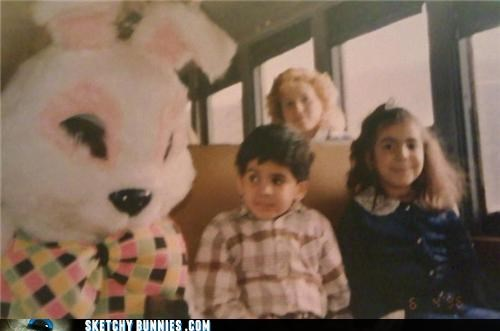 bus creepy little kids pedo-bunny - 4606905600