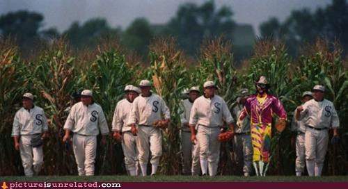 field of dreams macho man Movie randy savage wrestler