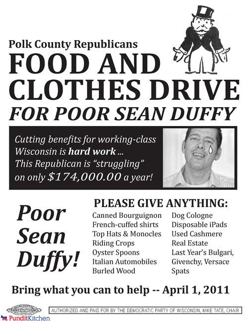 political pictures sean duffy wisconsin