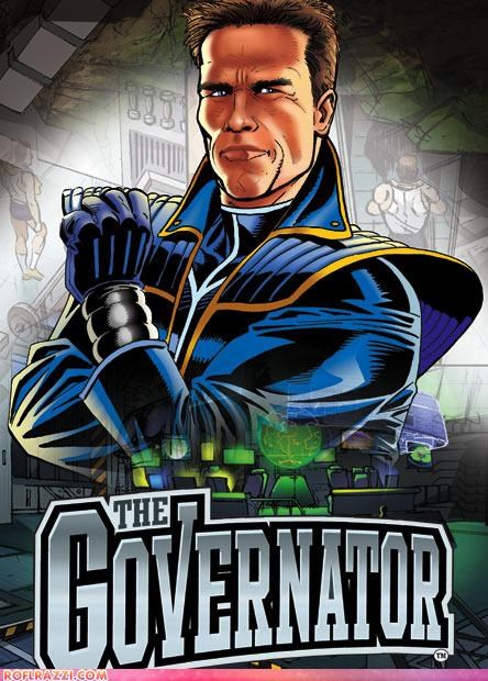 Arnold Schwarzenegger celeb comic news - 4608853248