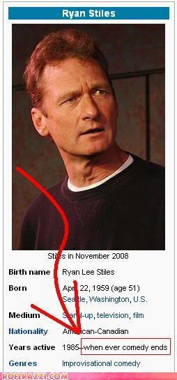 actor,comedian,funny,Hall of Fame,ryan stiles