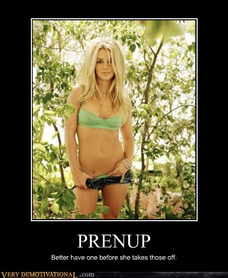 britney spears,prenup,undies