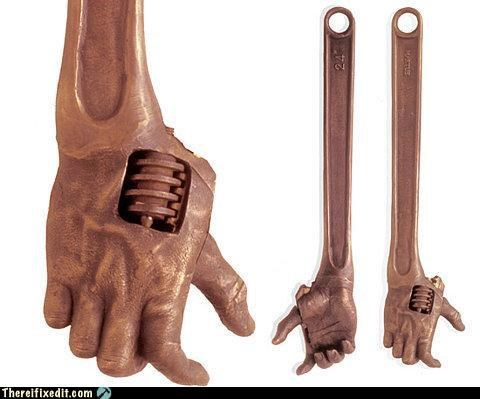 not a kludge tools wrench - 4609438208