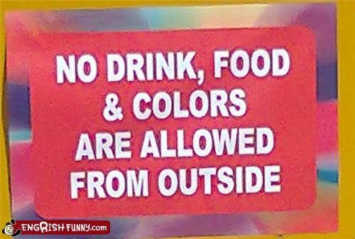 color,food,notice,sign,WoW