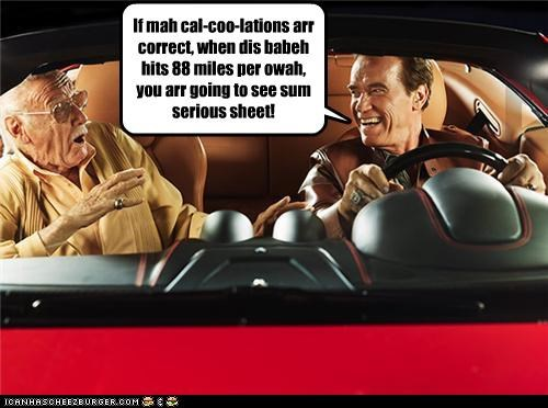 actor Arnold Schwarzenegger celeb funny stan lee - 4610875648
