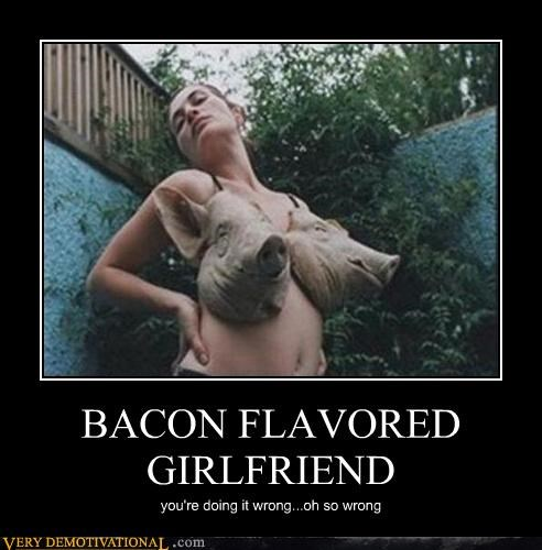 bacon,girlfriend