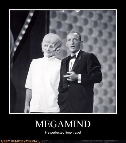 Megamind,old timey,supervillian