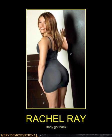 booty Rachel Ray