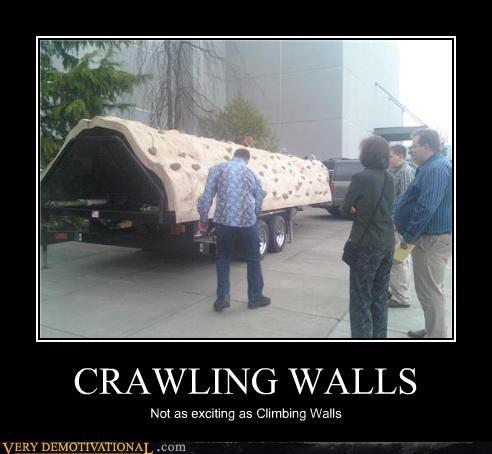climbing crawling walls - 4612134912