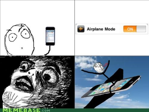 airplane mode iphone - 4612250624