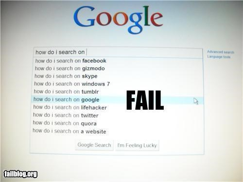 Autocomplete Me failboat google g rated internet search technology - 4612760576