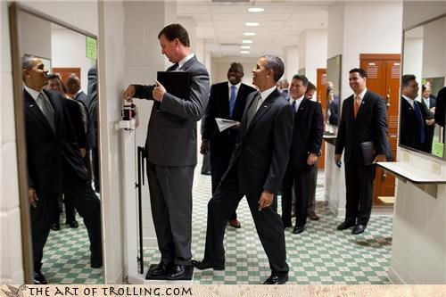 IRL,mr-president,obama,scale,weight